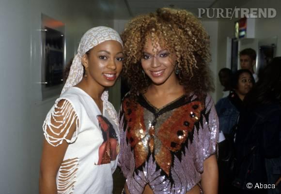 Beyoncé à l'époque des Destiny's Child.
