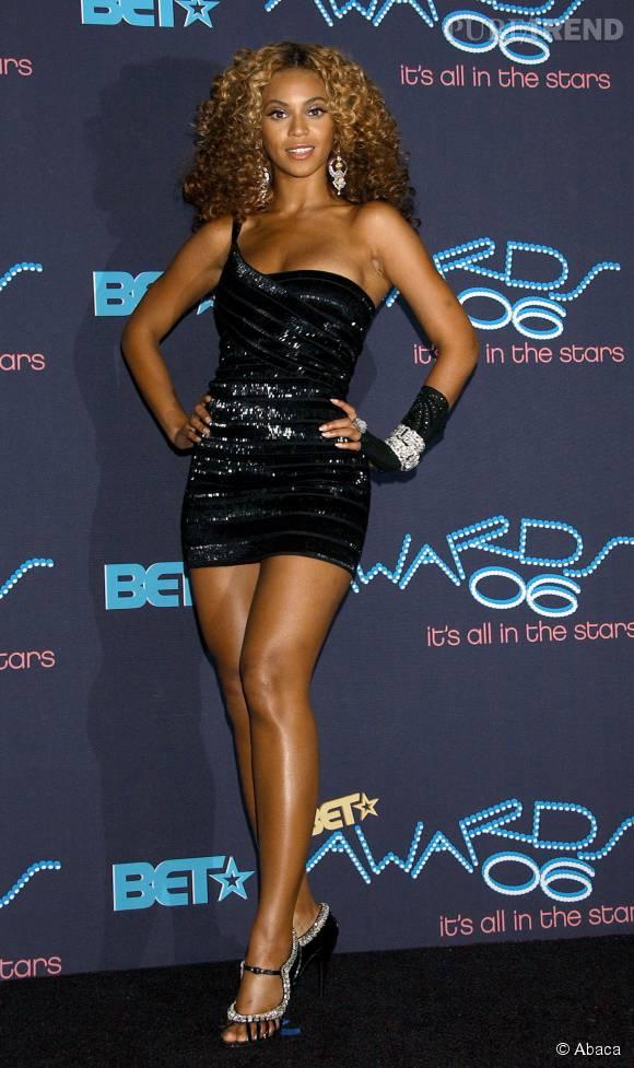Beyoncé en 2006.