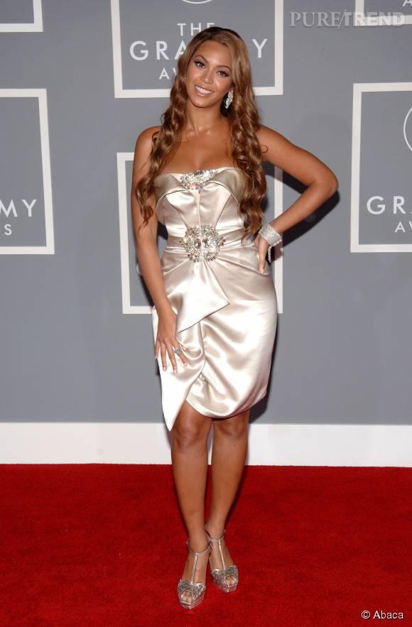 Beyoncé en 2007.