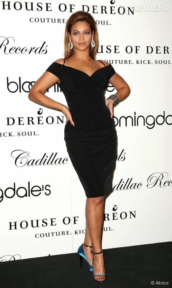 Beyoncé en 2008.