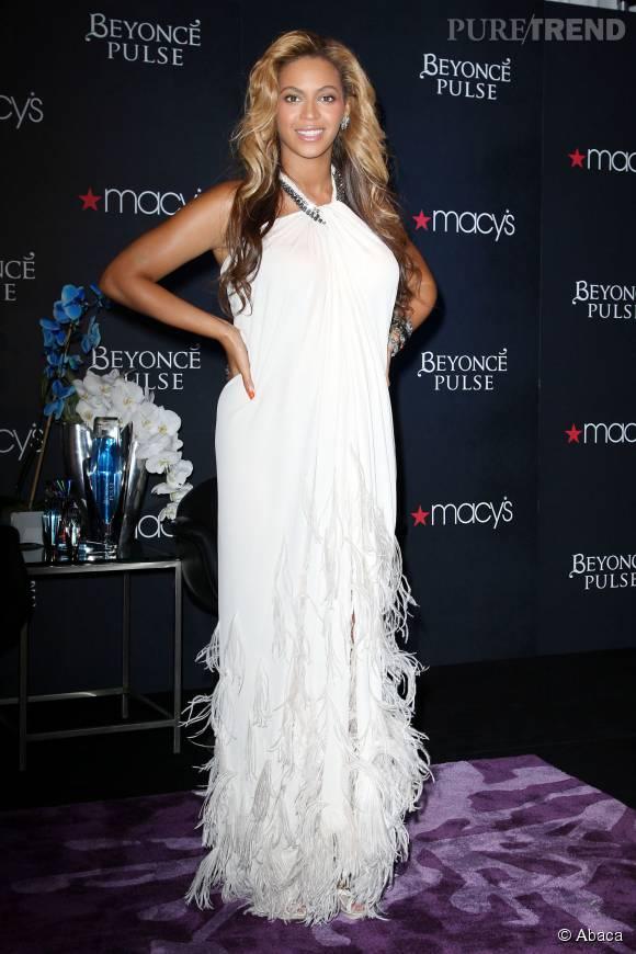 Beyoncé en 2010.