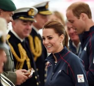 Kate Middleton : sportive et radieuse aux côtés du prince William