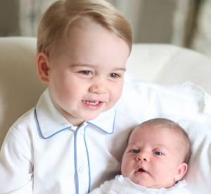 """Le prince George ment sur son âge : """"Il pense qu'il est plus grand"""""""