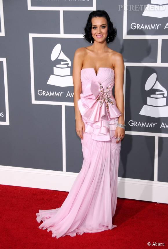 Katy Perry, artiste la mieux payée au monde.