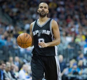 Tony Parker évolue au sein des Spurs de San Antonio.