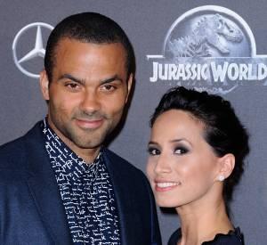 Tony Parker est marié à la journaliste française Axelle Francine.