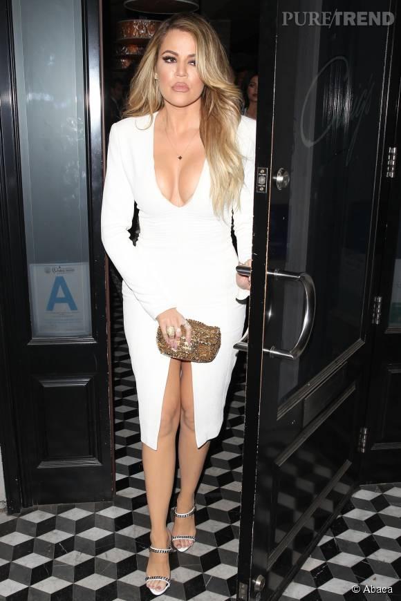 Khloe Kardashian, plus sensuelle que jamais pour le magazine Complex.