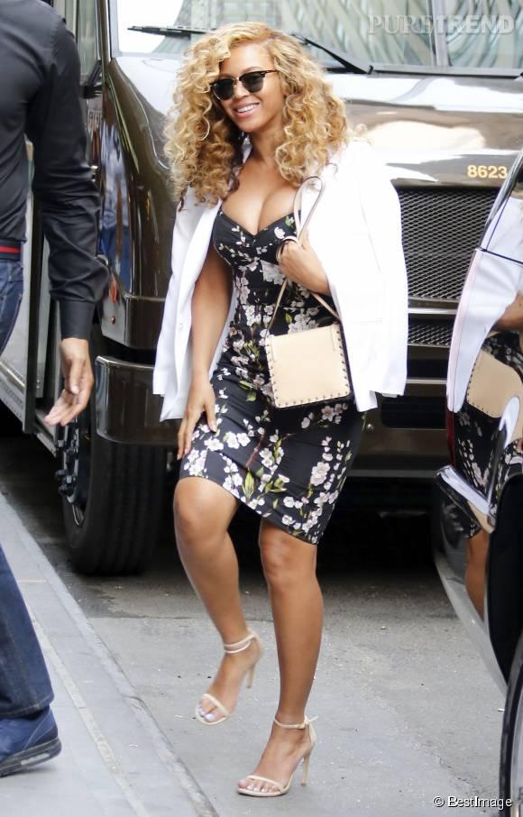 Beyoncé Knowles : une vraie Boucles d'or des temps modernes... En plus sexy !