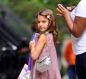 Suri Cruise : la baby fashionista a bien grandi !
