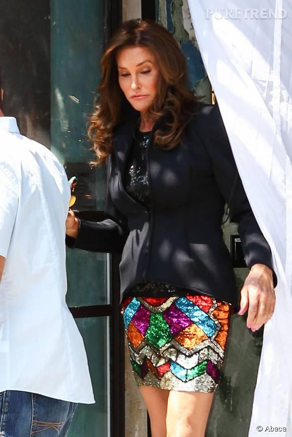 Caitlyn Jenner future mannequin ?