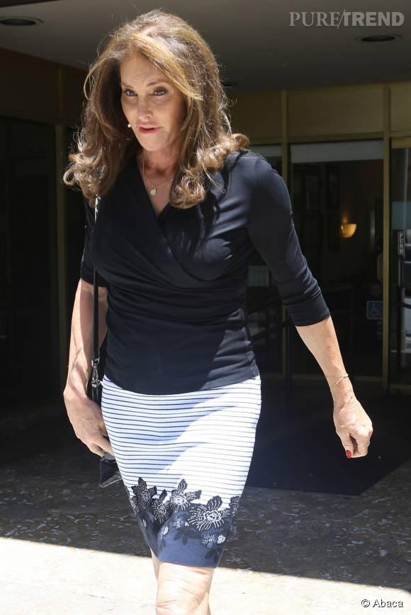 Caitlyn Jenner pourrait bien voir les contrats d'égérie pleuvoir.