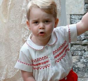 Prince George : un adorable petit blond à la plage avec sa grand-mère Carole