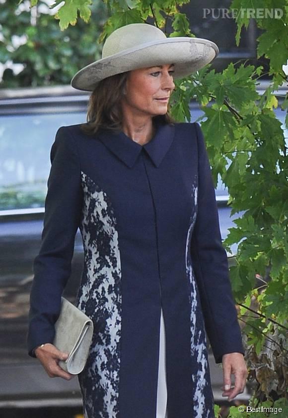 Carole Middleton tient un rôle essentiel au sein du foyer de sa fille Kate Middleton.
