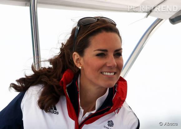 Kate Middleton est une excellente navigatrice.