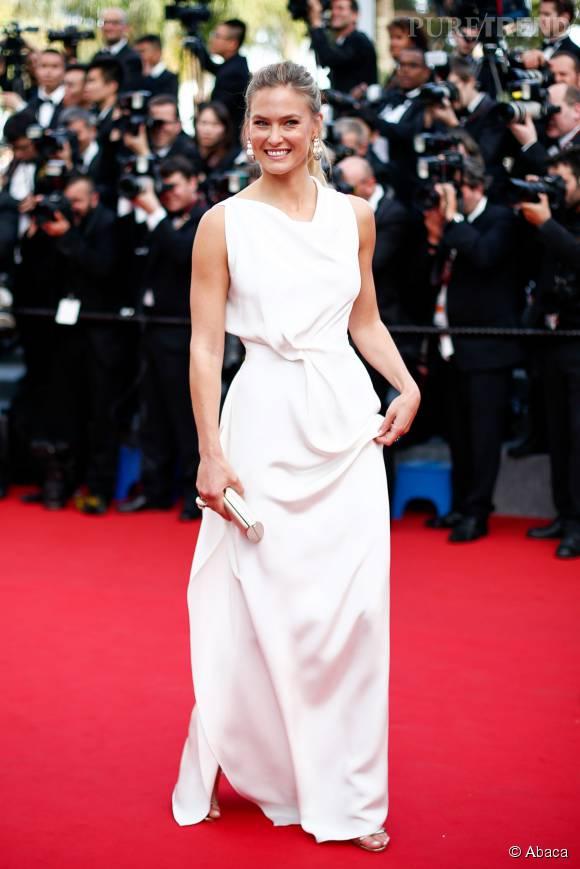 Bar Refaeli divine à Cannes.