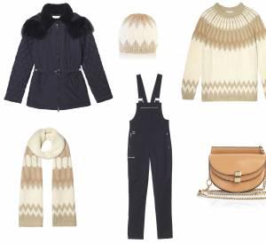 Collection Chloé Snow 2015.