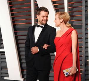 Joshua Jackson et Diane Kruger, l'un des couples les plus glamour d'Hollywood.
