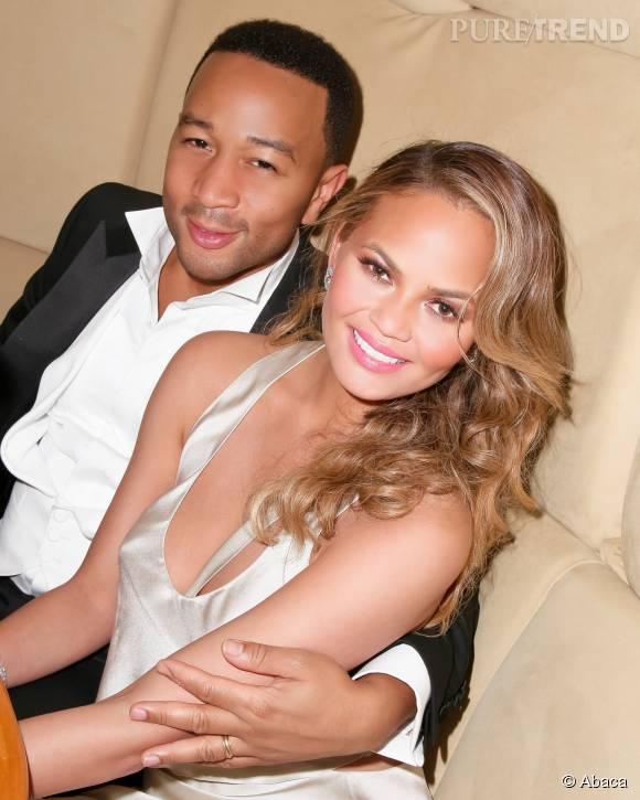 Chrissy Teigen et John Legend attendent leur premier enfant.