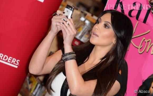 Kim Kardashian fête aujourd'hui ses 35 ans.