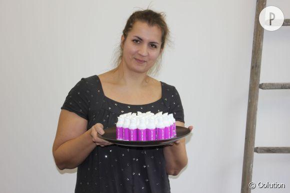 Anne-Marie Gabelica a lancé oOlutionen 2013, après trois années de recherche et développement.