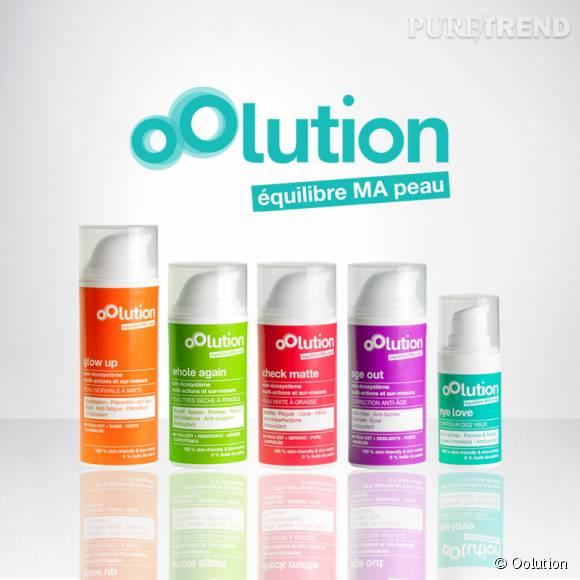 oOlution, la marque de soins 100% bio, 100% engagée.