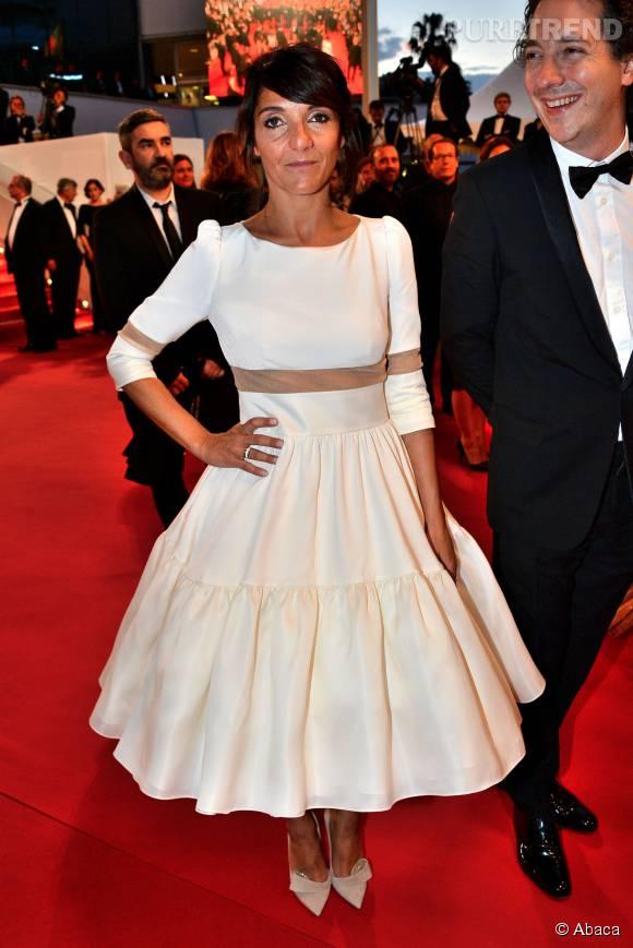 Florence Foresti, nouvelle maîtresse de cérémonie des César 2016.