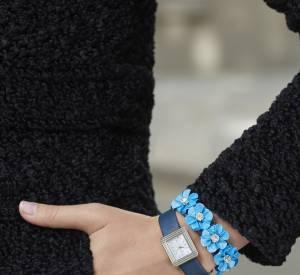 """Carven a imaginé trois bracelets fleuris pour """"Ma Première"""" de Poiray."""