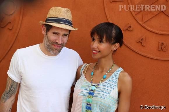 Jalil Lespert et Sonia Rolland s'affichent passionnément amoureux sur les réseau sociaux.