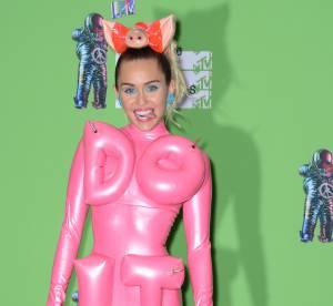 Miley Cyrus : Exit les tétons, elle enfile la robe de Cendrillon sur Instagram