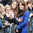 Kate Middleton est apparue les traits tirés.