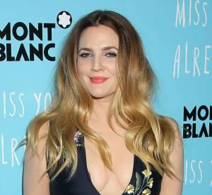 Drew Barrymore, bye bye la déprime : pétillante et ultra glamour à NYC
