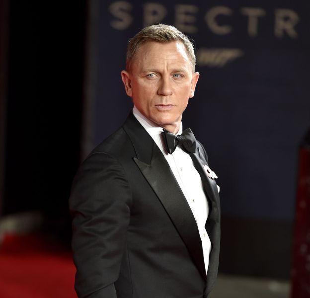 Daniel Craig, l'élégant agent secret de sa Majesté.