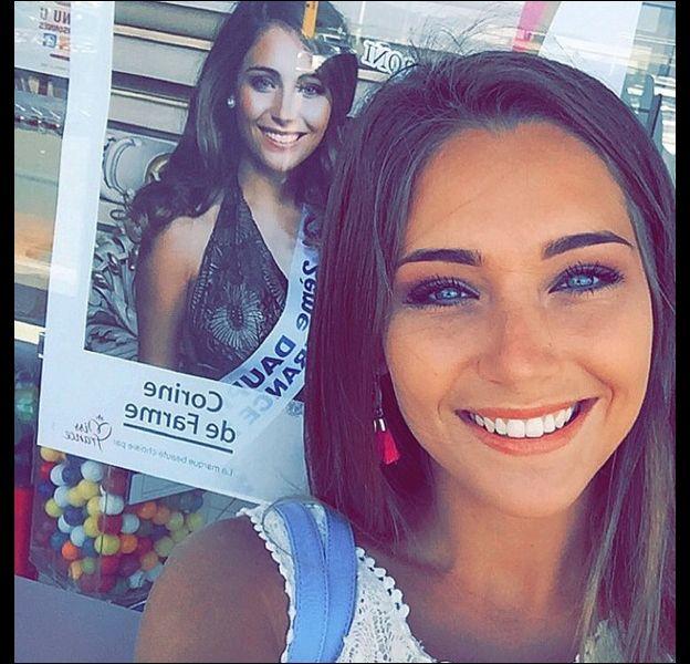 Miss Côte d'Azur 2015, Charlotte Pirroni, représente la France au concours Miss International 2015 à Tokyo.