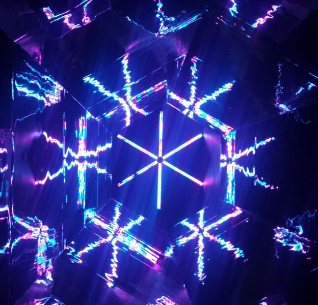 """""""Magic Kaleidoscope"""" d'A2arquitectos."""