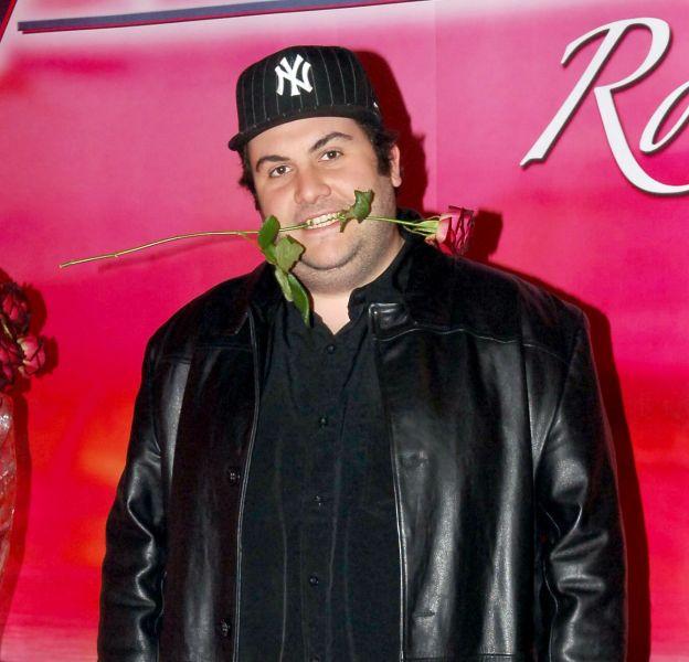 """En 2006, quelques mois après la diffusion de """"Mon incroyable fiancé"""", Laurent Ournac est devenu une star du petit écran."""