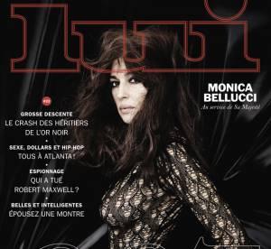 """Monica Bellucci, sexy et à moitié nue pour Lui : """"Je suis fière d'avoir 51 ans"""""""