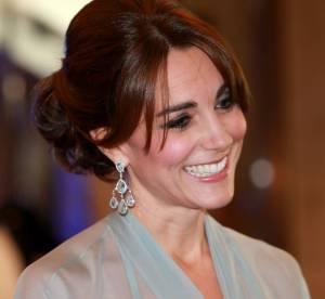 Kate Middleton : les robes transparentes de la duchesse de Cambridge