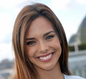 Marine Lorphelin : jolie poupée dans les bras de son homme à Tahiti
