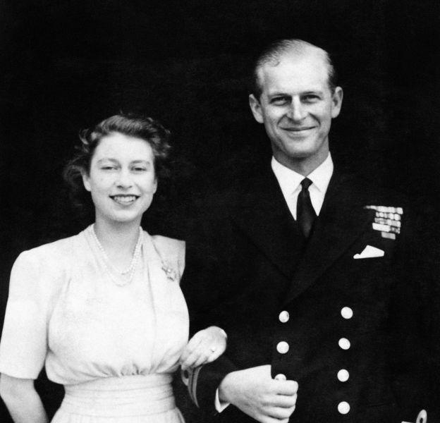 Elizabeth II et le prince Philip sont mariés depuis 68 ans.