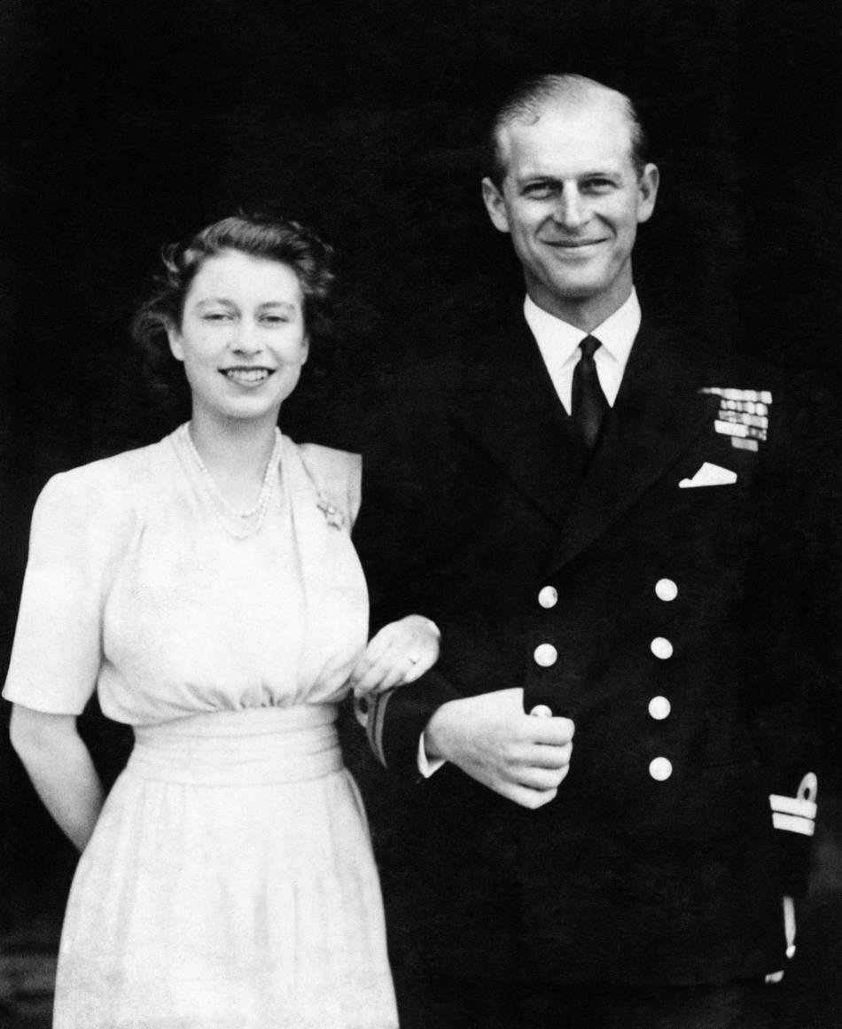 Elizabeth II et Philip  68 ans damour, une lettre intime vendue à 18 500\u20ac