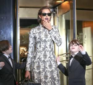Irina Shayk : sensationnelle pour Vogue, elle fait le show à New York !