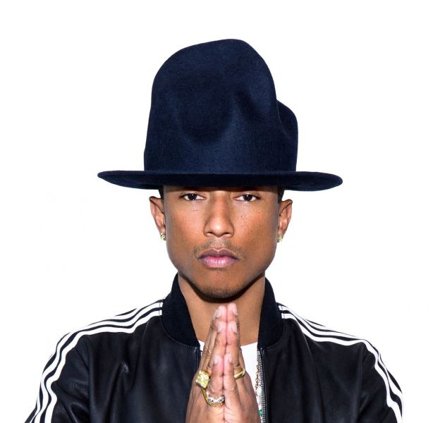 Pharrell Williams et Adidas semblent liés à jamais.