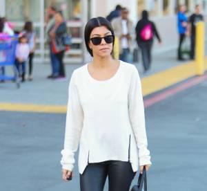 Kourtney Kardashian : sexy, elle provoque sur Instagram en petite tenue !