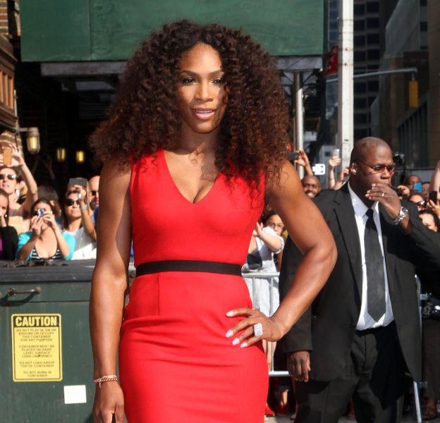 Serena Williams élue l'une des plus belles femmes selon le magazine People.