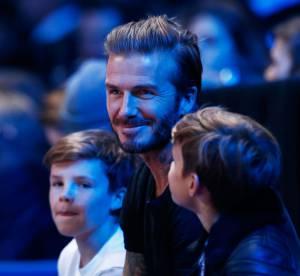 David Beckham, 41 ans : le père le plus stylé de la sphère VIP ?