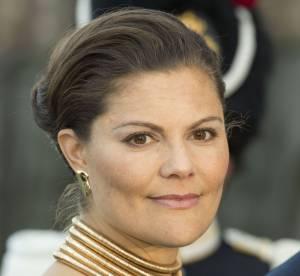 Victoria de Suède : une princesse rayonnante pour les 70 ans de son père