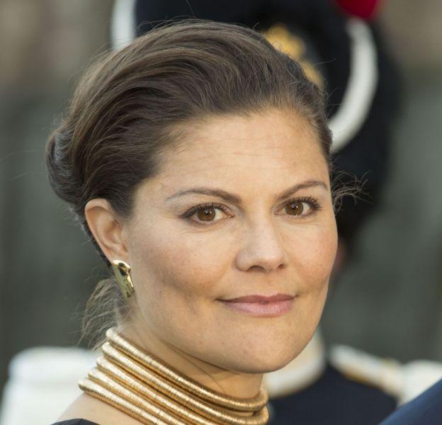 Victoria de Suède prend part aux festivités données à l'occasion des 70 ans de son père ce samedi 30 avril 2016 à Stockholm.
