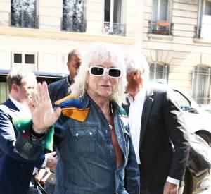 """L'interprète de """"Lettre à France"""" a indiqué finaliser trois chansons pour la sortie de son nouvel album."""