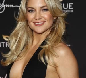 L'actrice participait à l'inauguration de la boîte de nuit Intrigue.