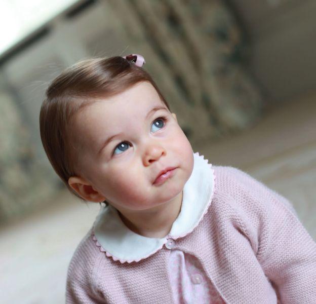 Princesse Charlotte : l'adorable petite fille fête ses un an aujourd'hui.